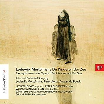 In Flanders' Fields Vol. 97: De Kinderen der Zee
