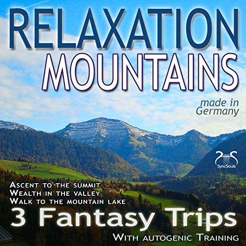 Relaxation Mountains cover art