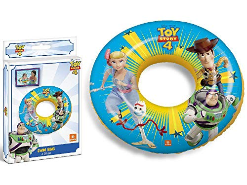 TOY STORY Hinchable Piscina Y Playa 4-Flotador (16762), Color (Multicolor) (Mondo 1)
