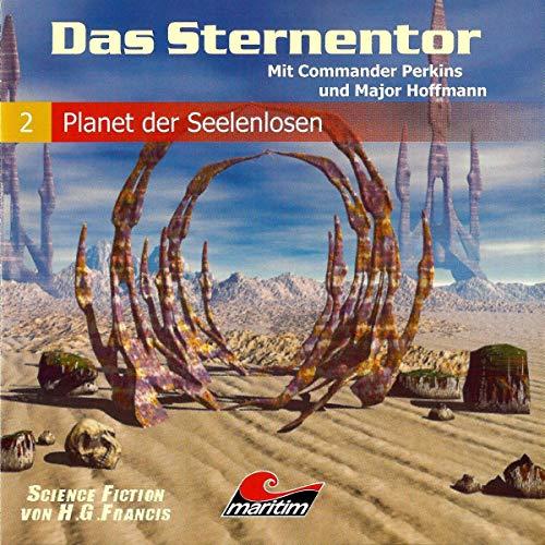 Page de couverture de Planet der Seelenlosen