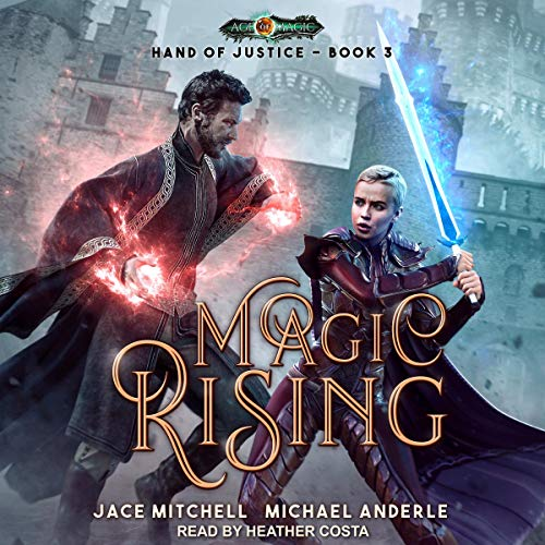 Magic Rising cover art
