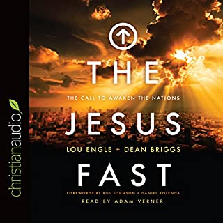 The Jesus Fast cover art