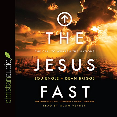The Jesus Fast audiobook cover art