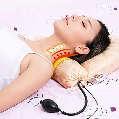 LLYX Masajeador de espalda, cuello posterior de la cintura cuerpo eléctrico multifuncional de masaje almohada cojín masajeador cervical hogar del coche de masaje Shiatsu