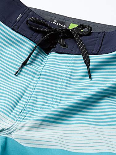 Quiksilver Highline Party Wave 19 - Bañador para hombre, color azul 33