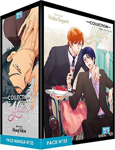Pack Boy's Love - Partie 33 - 5 Mangas (Livres) - Yaoi