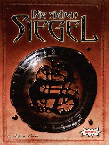 Amigo 3740 - Die sieben Siegel