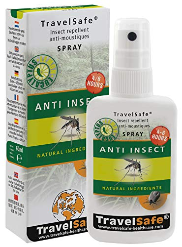 kruidvat anti insect spray