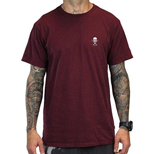 Sullen Clothing T-Shirt - Standard Issue Burg&er XXL