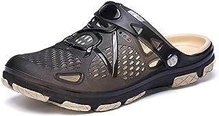 Ferris Store Mens klompen lichtgewicht antislip tuin water schoenen EVA outdoor strand tuin zwembad douche zomer sandalen ...
