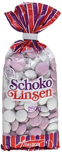Piasten Schokolade-Dragees, 9er Pack (9 x 250 g)