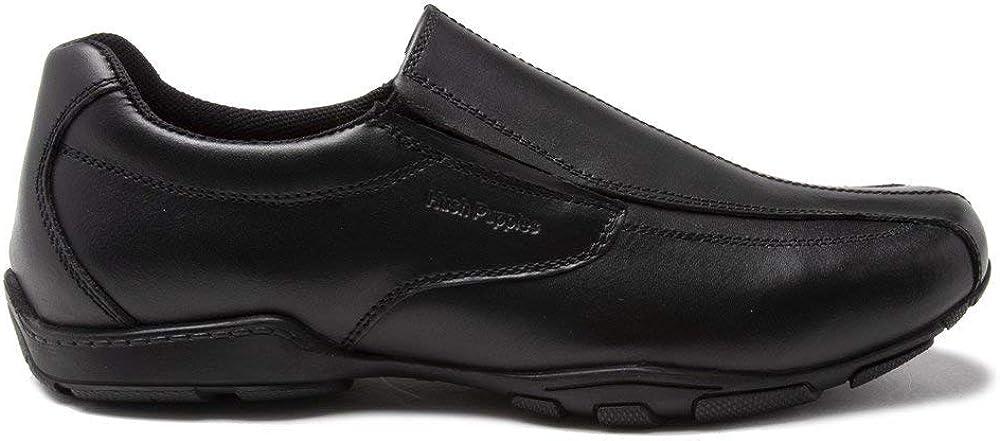 Hush Puppies Boys Elijah Shoes Black