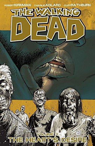 The Walking Dead Vol. 4: The Heart's Desire (English Edition)