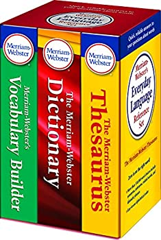 Merriam-Webster s Everyday Language Reference Set Newest Edition