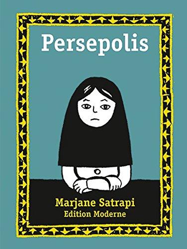 Persepolis Gesamtausgabe