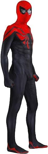 precios al por mayor NDHSH Traje de de de Cosplay de Spiderman Adulto Disfraz Adulto Traje de Mono Traje de separación de Disfraces de Halloween Fiesta de Navidad Regalo,Adult-XXL  Envío y cambio gratis.