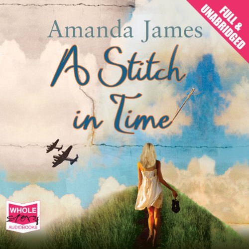 A Stitch in Time audiobook cover art