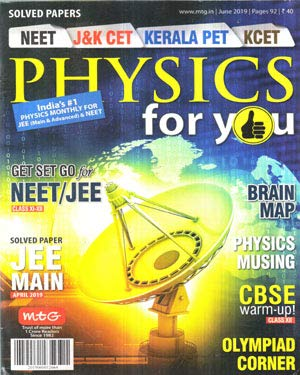 Physics for you English Magazine June 2019