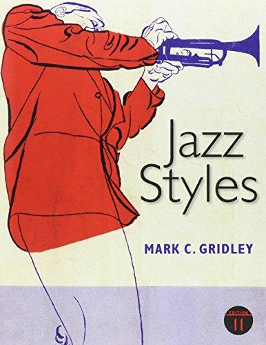 Jazz Styles and Jazz Classics CD Set (3 CDs) and MyLab...