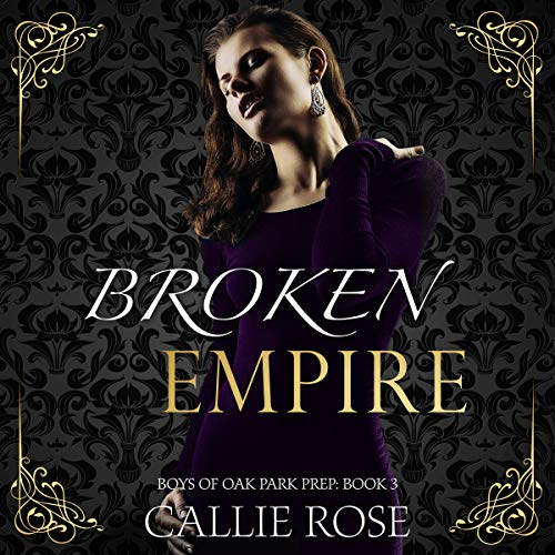 Broken Empire (A Reverse Harem High School Bully Romance) audiobook cover art