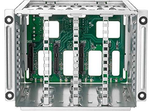Hpe HP 869491 B21 4 LFF Drive Backplane Cage Kit Storage Drive Cage for ProLiant ML110 Gen10 89 cm ML110 Gen10 Entry 89 cm ML110 Gen10 Performance 89 cm