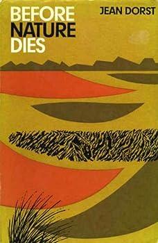 Hardcover Before Nature Dies. [German] Book