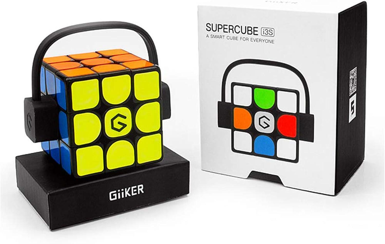 ESPLAY Geschwindigkeit Cube Giiker I3S APP Unterricht Echtzeitsynchronisation 30 Sekunden schnelle Erholung Lernspielzeug Denksportaufgaben PuzzleWürfel