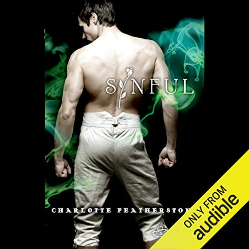 Sinful audiobook cover art