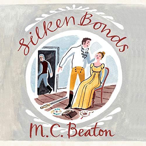 Couverture de Silken Bonds
