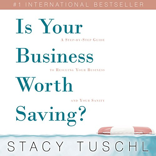 Is Your Business Worth Saving? cover art