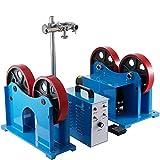 Mophorn Turning Rolls Linkage Roller 1000 KG/2200 LBS, Load Capacity Welding Turning Roll 20-1500mm, Welding Positioner 110V,Welding Equipment Support
