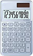 $38 » ZZL Multifunction Electronic Desktop Business Office Calculator Solar Dual Power 10 Bit Widescreen Display Simple Calculat...