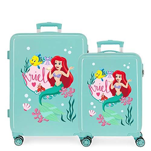 Disney Princess Celebration Suitcase Set, 55/68 cm