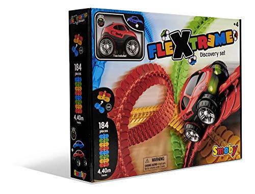 Smoby – FleXtreme Autorennbahn Starter...