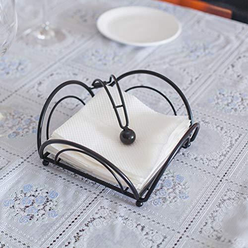 AishIPING Tafelpapierhouder, 1 stuk, praktisch, modieus, veilig, duurzaam, voor zakdoeken, zakdoeken, handdoekhouder van papier, familie-accessoires