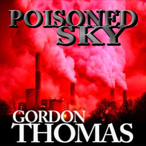 Poisoned Sky audiobook cover art