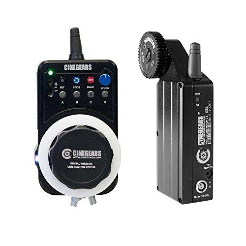 cinegears Single Wireless Follow Focus Express Plus-Kit