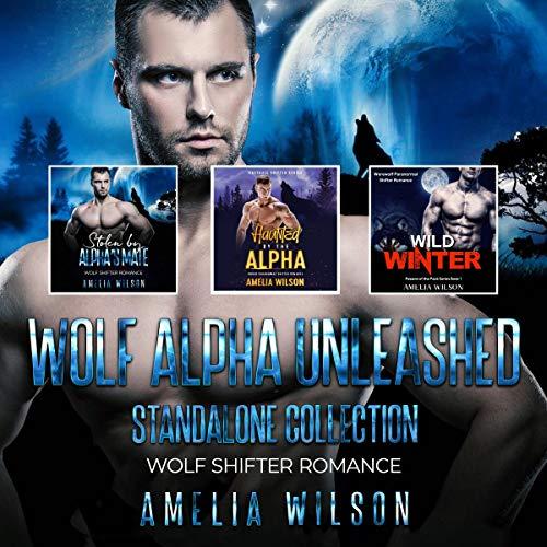 Couverture de Wolf Alpha Unleashed Standalone Collection