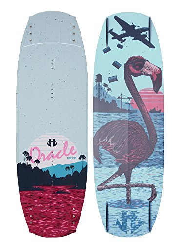 Humanoid Wakeboards 2015 Oracle Wakeboard, 137cm by Humanoid Wakeboards
