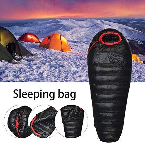 lembrd Mummy Slaapzak, mummieslaapzak, 0-15 - 30 graden F Slaapzak, ultralichte rugzak, voor wandelen, kamperen