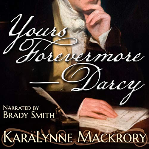 Yours Forevermore, Darcy cover art
