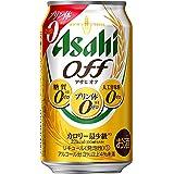 【プリン体ゼロ・糖質ゼロ カロリー最小級】アサヒオフ [ ビール [ 350ml×24本 ] ]