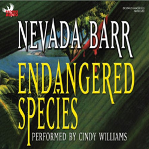 Endangered Species audiobook cover art
