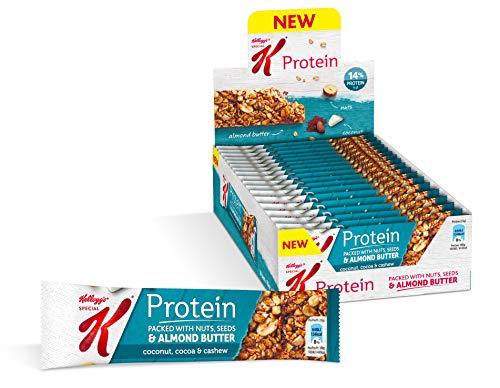 Kellogg's Special K Protein Bar Coconut 18 Riegel im Karton (18 x 35 g), 630 g