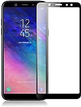 واقي شاشة لهاتف Samsung Galaxy A6 Plus 2018 زجاج مقاوم للصدمات وواقي شاشة 9H صلابة