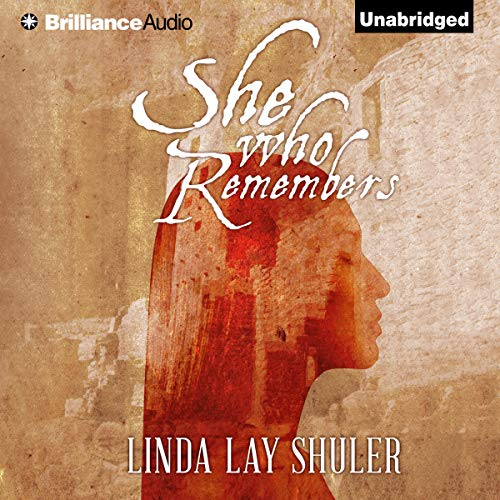 She Who Remembers  By  cover art