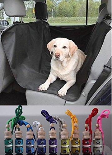 Brookstonek2 'Ausgezeichnete Qualität. Autodecke Kofferraum 148cm x 143cm Hunde Garten + gratis K2Parfüm Auto Parfüm (hergestellt in Frankreich–Hohe Qualität.) percani
