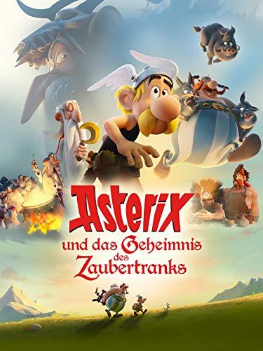 Asterix und das Geheimnis des Zaubertranks [dt./OV]