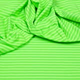 Hilco Neon Shorts Bade/Sportbekleidung neongrün Meterware