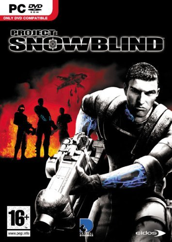 Project: Snowblind (PC) by Eidos